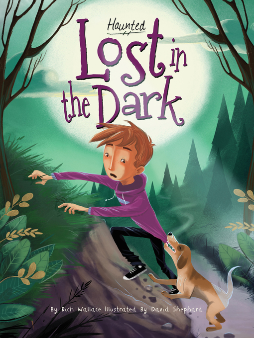 Cover of Lost in the Dark