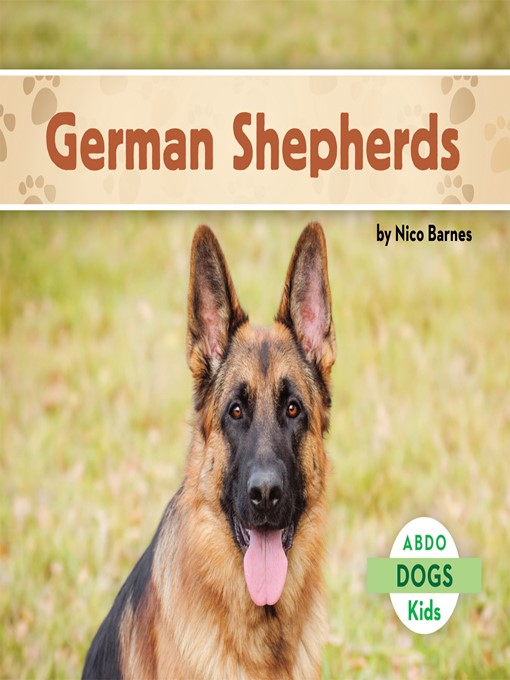 Title details for German Shepherds by Nico Barnes - Available