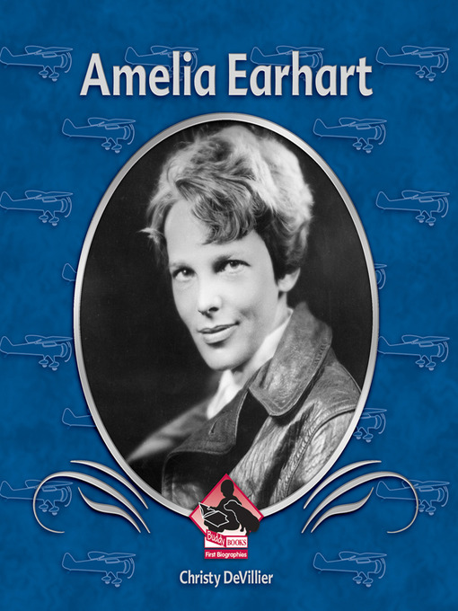 an introduction to the life of amelia earhart The life and times of amelia earhart essay sample pages: 12 word count: 3,230 rewriting possibility: 99% (excellent) category: biography print this essay download.