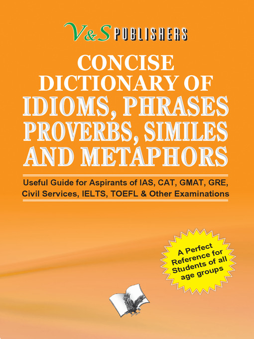 Concise Dictionary Of English Combined (Idioms, Phrases