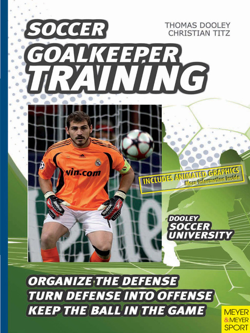 Title details for Soccer Goalkeeper Training by Thomas Dooley - Available