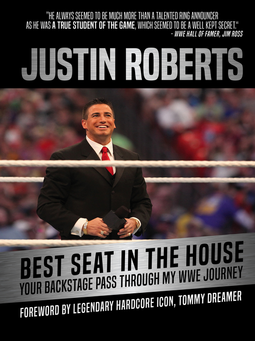 Title details for Best Seat In The House by Justin Roberts - Wait list