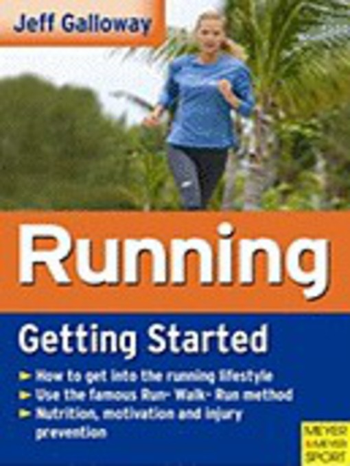Title details for Running by Jeff Galloway - Wait list