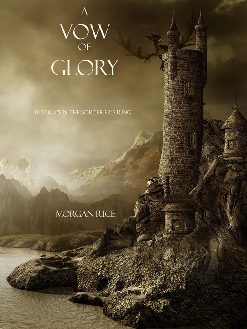 Title details for A Vow of Glory by Morgan Rice - Available