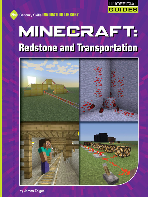 Minecraft Redstone Guide Pdf