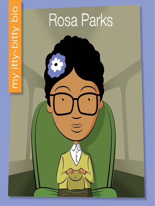 Title details for Rosa Parks by Emma E. Haldy - Available