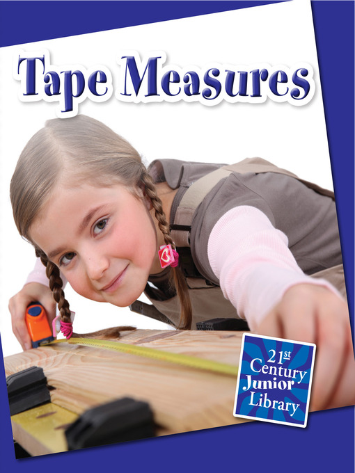 Title details for Tape Measures by Katie Marsico - Available