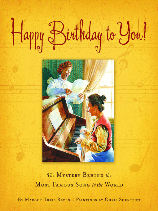 Cover of Happy Birthday to You!