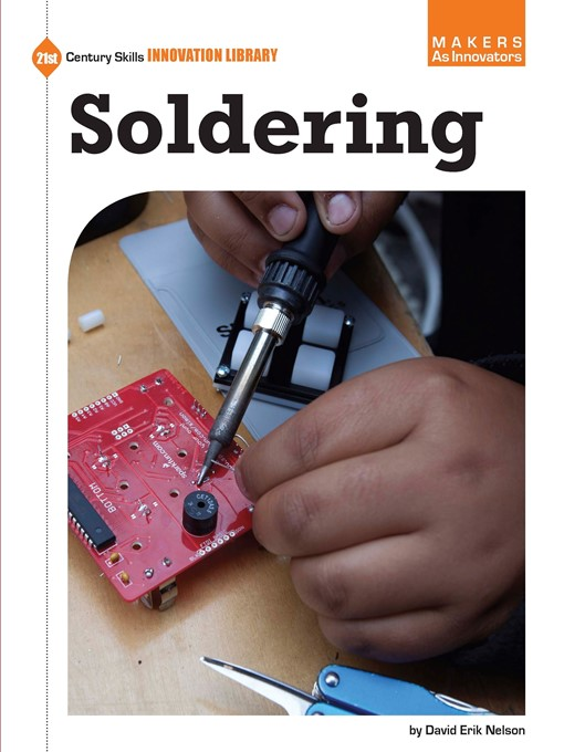 Title details for Soldering by David Erik Nelson - Available