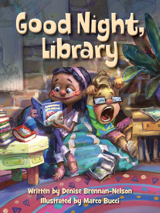 Good night, library [electronic resource]