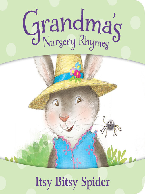 Title details for Itsy Bitsy Spider by Petra Brown - Available