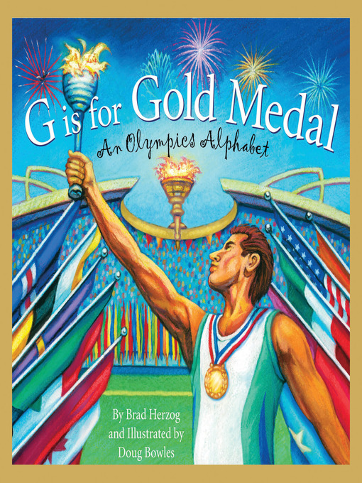 Cover of G is for Gold Medal