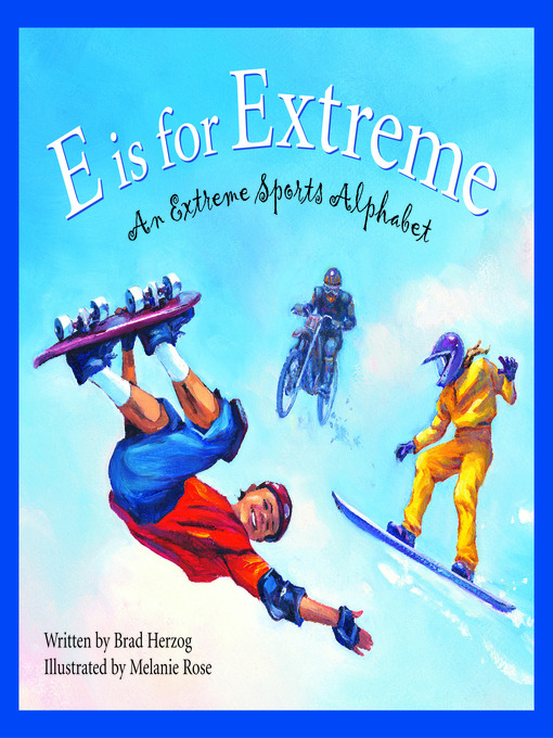 Cover of E is for Extreme