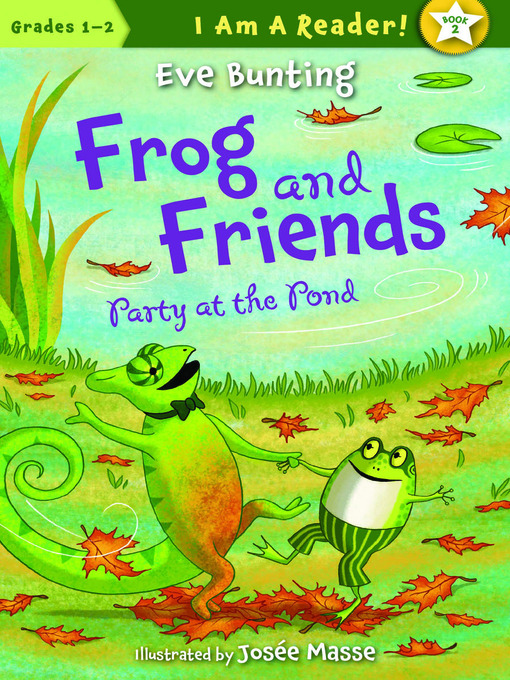 Title details for Party at the Pond by Eve Bunting - Available