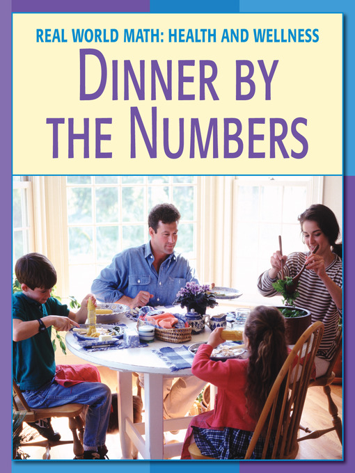 Title details for Dinner by the Numbers by Cecilia Minden - Available