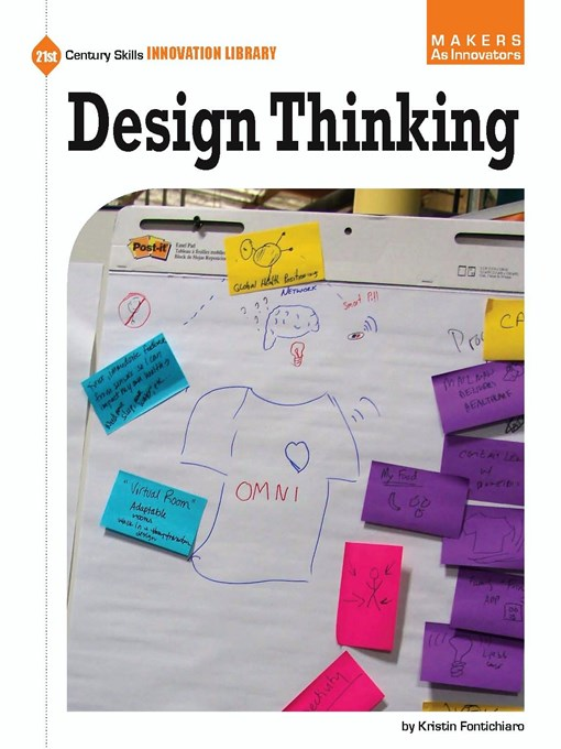 Cover of Design Thinking