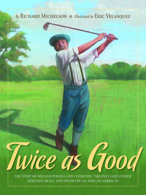 Cover of Twice as Good