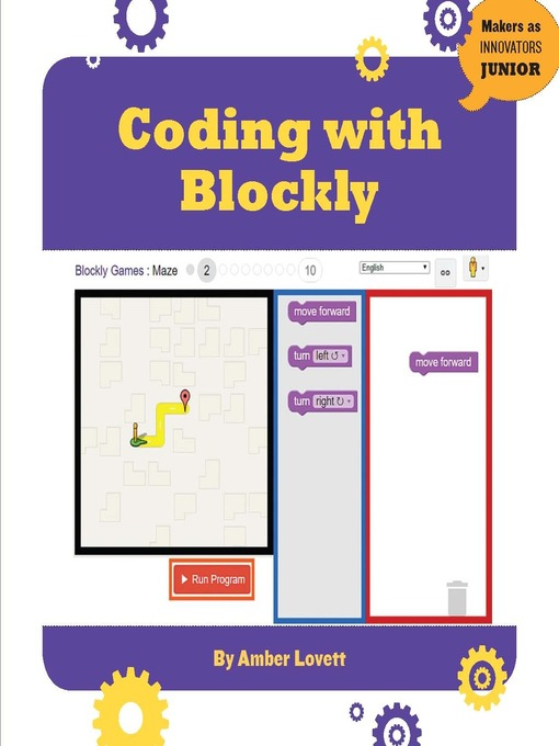 Title details for Coding With Blockly by Amber Lovett - Available