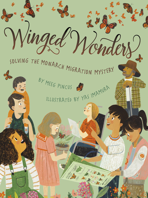Title details for Winged Wonders by Meeg Pincus - Available