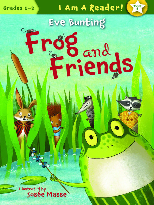 Cover of Frog and Friends