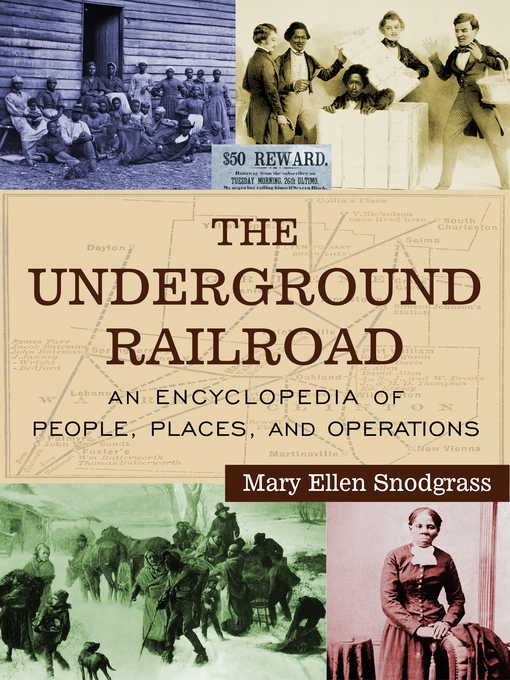 Title details for The Underground Railroad by Mary Ellen Snodgrass - Available