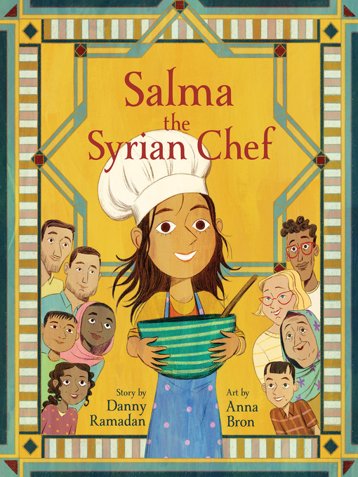 Salma the syrian chef [electronic resource].