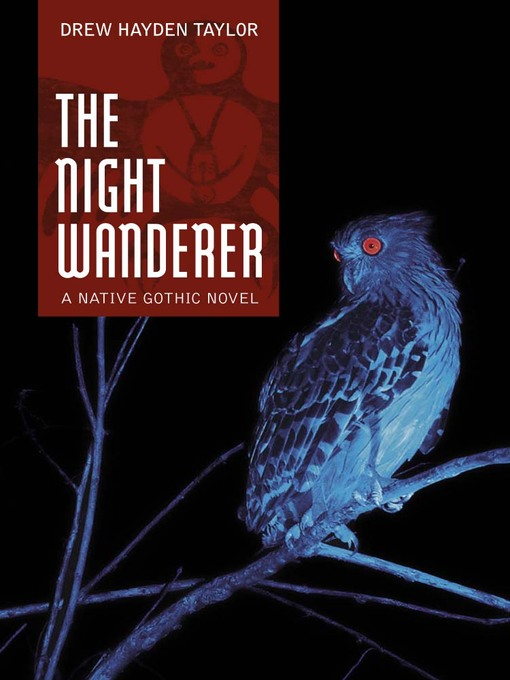 Cover of The Night Wanderer
