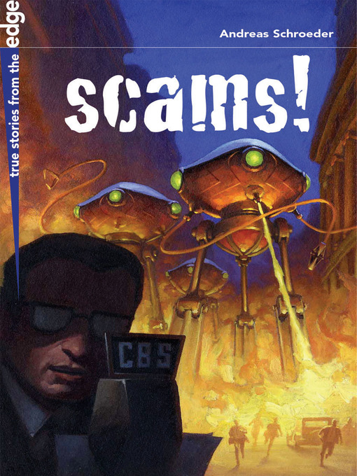 Title details for Scams! by Andreas Schroeder - Available