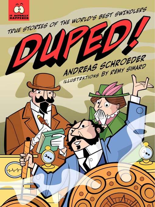 Title details for Duped! by Andreas Schroeder - Available