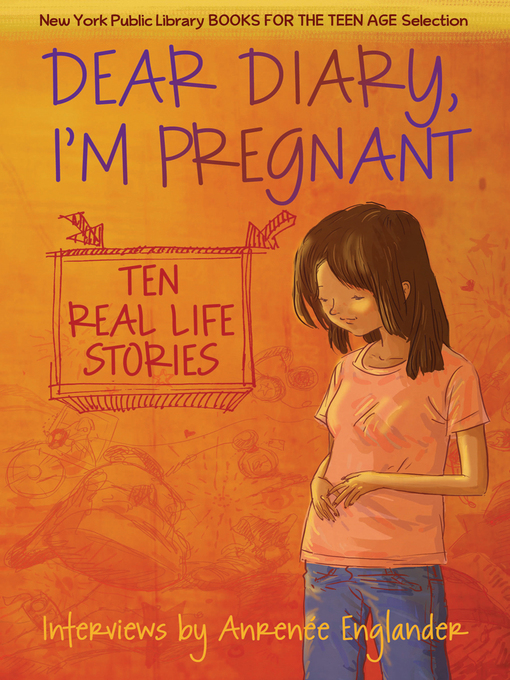 Teen books for pregnant teens