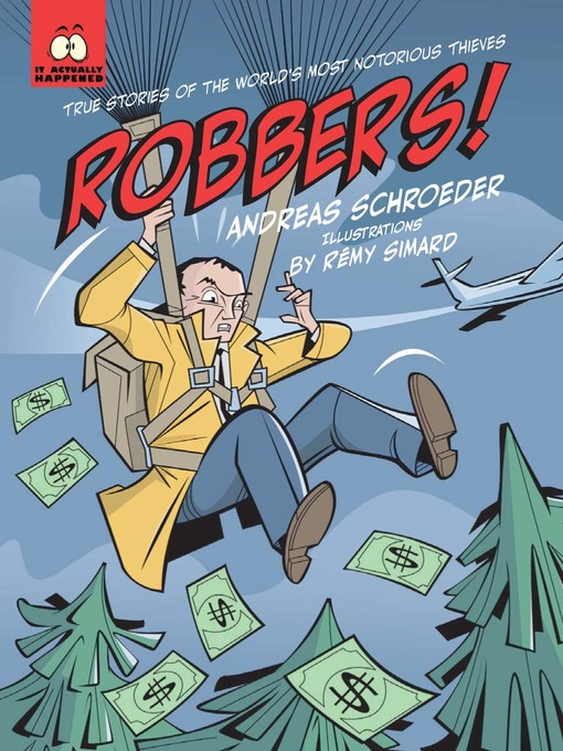 Cover of Robbers!