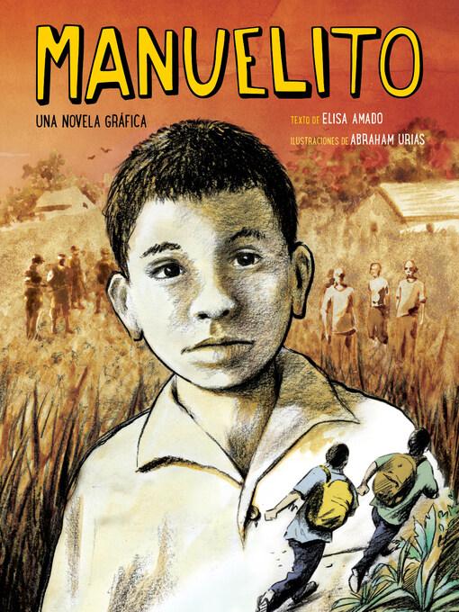 Title details for Manuelito (Spanish edition) by Elisa Amado - Wait list