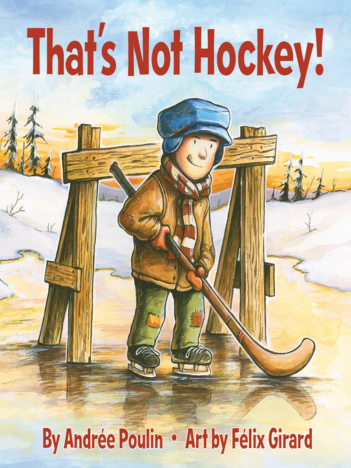 Image: That's Not Hockey!