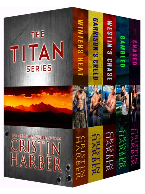 Title details for The Titan Series by Cristin Harber - Available