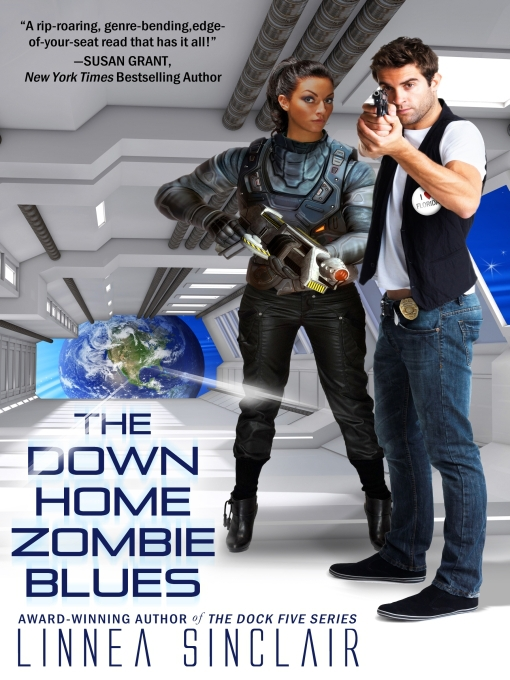 Title details for The Down Home Zombie Blues by Linnea Sinclair - Available