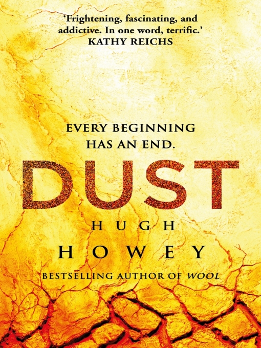 Title details for Dust by Hugh Howey - Available