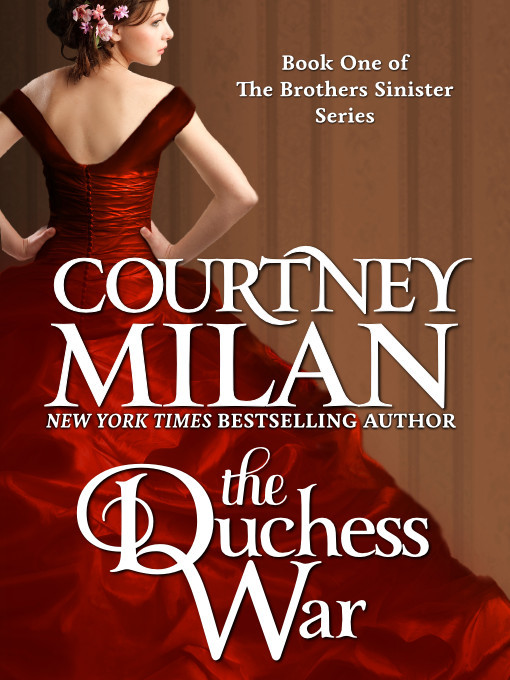 Title details for The Duchess War by Courtney Milan - Wait list
