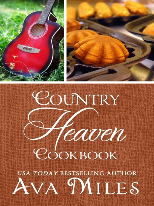 Country Cookbook Cover : Country heaven cookbook ontario library service