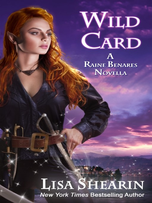 Title details for Wild Card by Lisa Shearin - Available