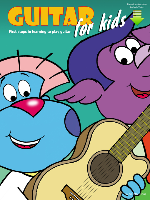 Title details for Guitar for Kids by Gareth Evans - Available