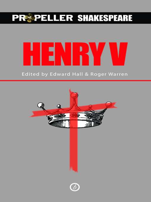 Title details for Henry V by William Shakespeare - Available
