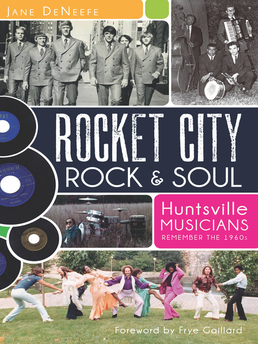 Title details for Rocket City Rock and Soul by Jane DeNeefe - Available
