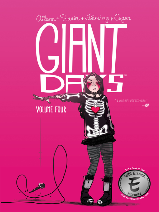 Title details for Giant Days (2015), Volume 4 by John Allison - Available