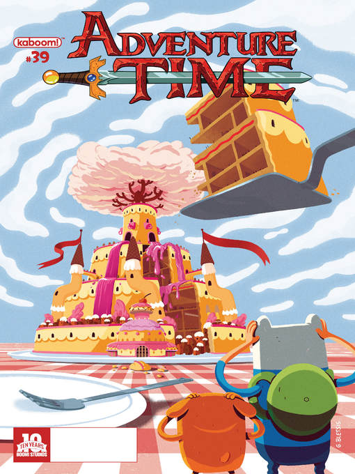 Title details for Adventure Time #39 by Pendleton Ward - Available