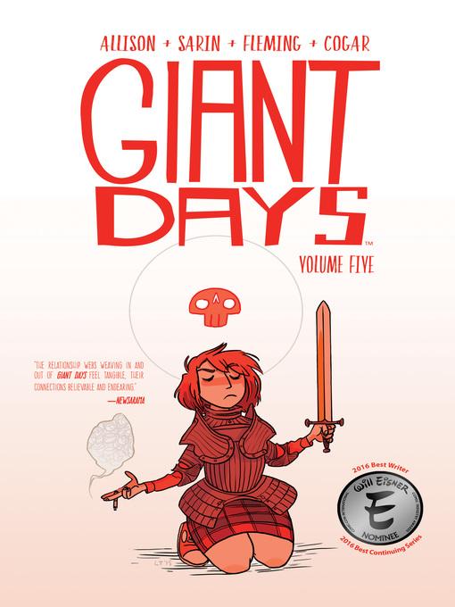 Giant Days, Volume 5
