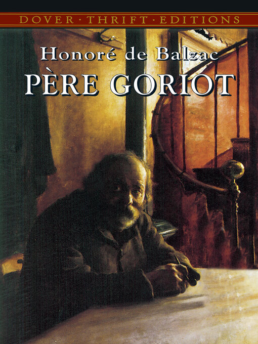 Cover of Père Goriot