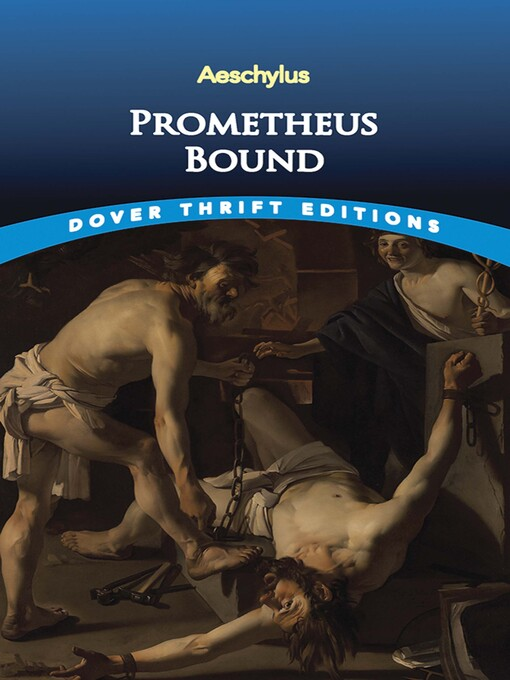 prometheus and zeus essay Zeus is prometheus bound's big bad he's the evil jerk who masterminded the whole olympian vs titan war, threatened to destroy humanity, and then went a little overboard with the punishment sure, we never see him on stage, but we still get a pretty good sense of what's going on with the guy and.