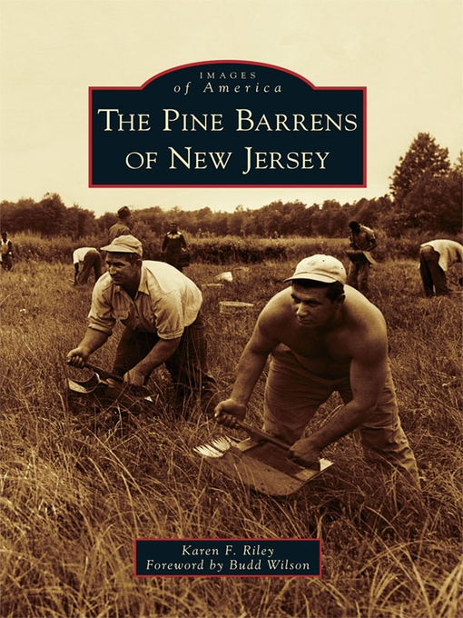 Cover of The Pine Barrens of New Jersey
