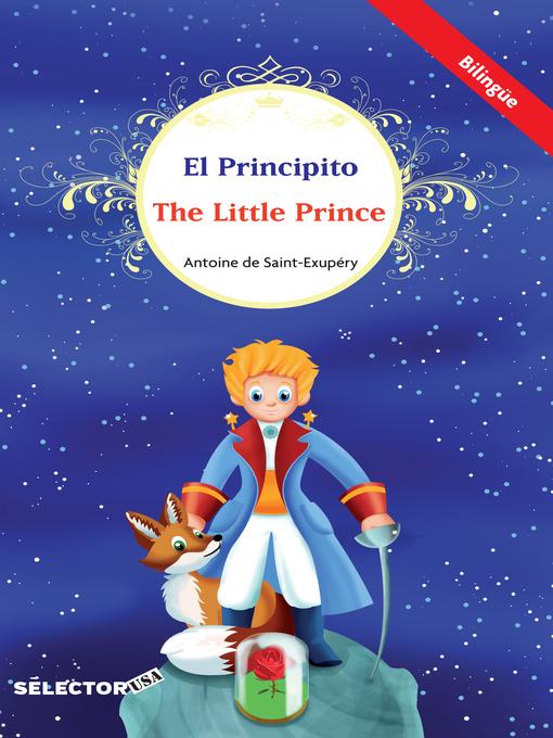 Title details for El Principito / the little prince (bilingüe) by Antoine de Saint Exupery - Wait list