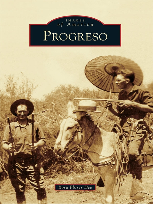 Title details for Progreso by Rosa Flores Dee - Available